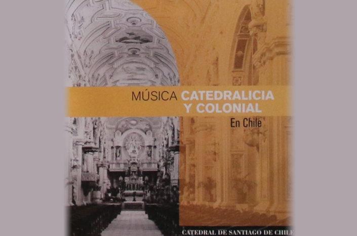 Música Catedralicia y Colonial