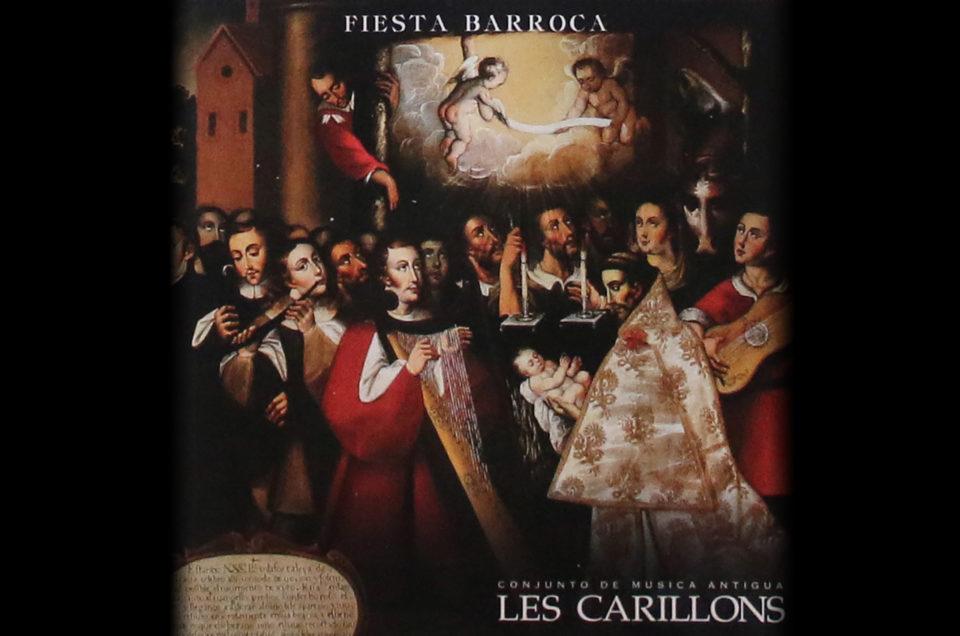 Fiesta Barroca, Les Carillons. La Música Emol