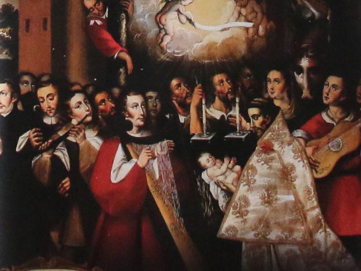 Les Carillons, Fiesta Barroca