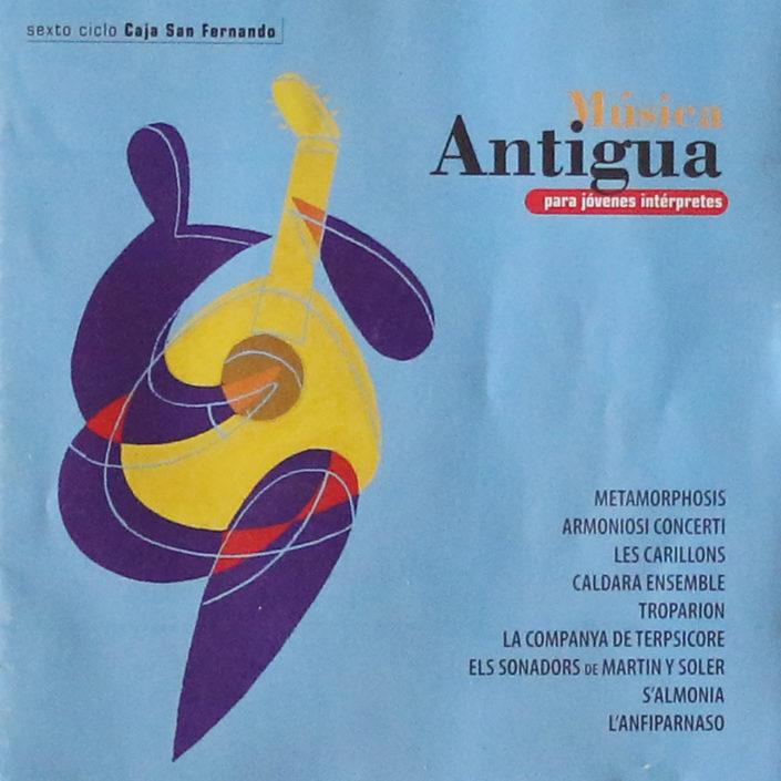 Música Antigua para jóvenes intérpretes