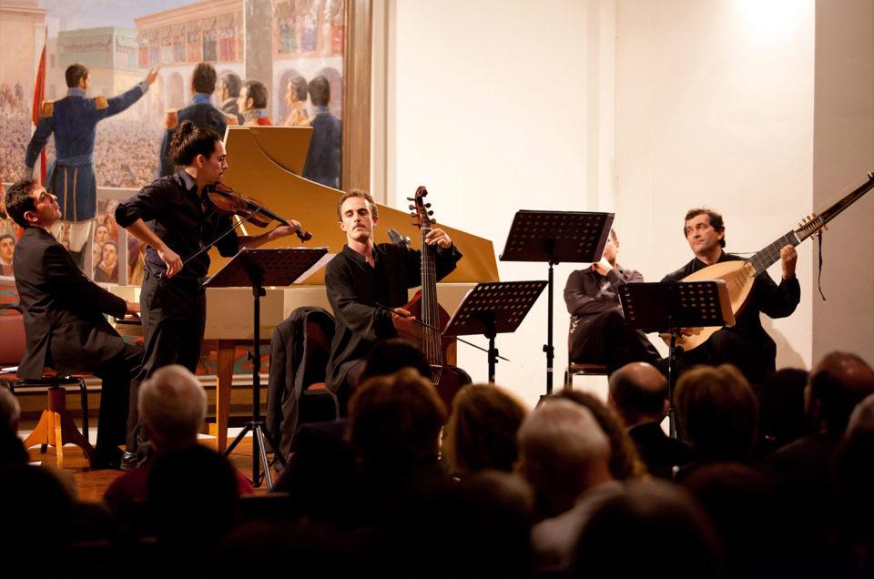 """Inicio: 27 Octubre: """"Ciclos de Música de Cámara en Vitacura"""", conciertos de """"Les Carillons"""""""