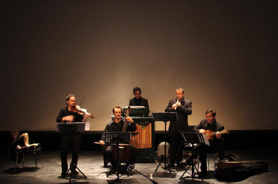 """26 y 27 de Enero: XIV Garciadas Cañetinas. Presenta: Conciertos de """"Les Carillons"""""""